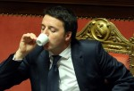 Matteo Renzi Government To Face Confidence Vote At The Italian Senate