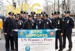 March To End Violence Against Women Hosted By UN Women For Peace Association (UNWFPA)