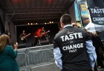 Applebee's Hosts 'Taste the Change Fest' In Times Square Introducing New Menu