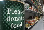 California Food Bank Struggles To Keep Stock Up Amid Economic Climate : News Photo CompEmbedShareAdd to Board California Food Bank Struggles To Keep Stock Up Amid Economic Climate