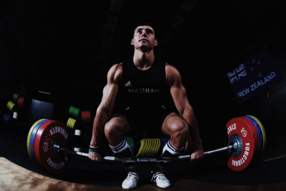 New Zealand Commonwealth Games Weightlifting Team Announcement