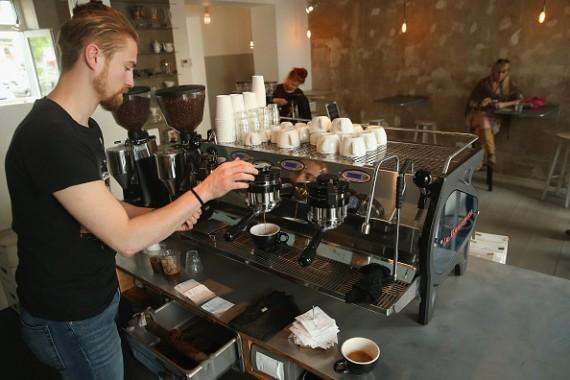 Travel Destination Berlin: Cafes