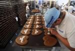 Zuckersucht Prepares Oktoberfest Gingerbread