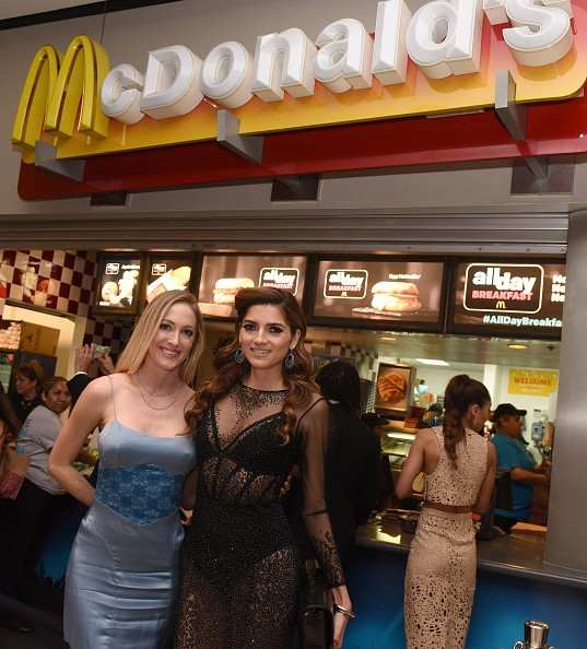 McDonald's All Day Breakfast At the 58th Annual Grammy Awards