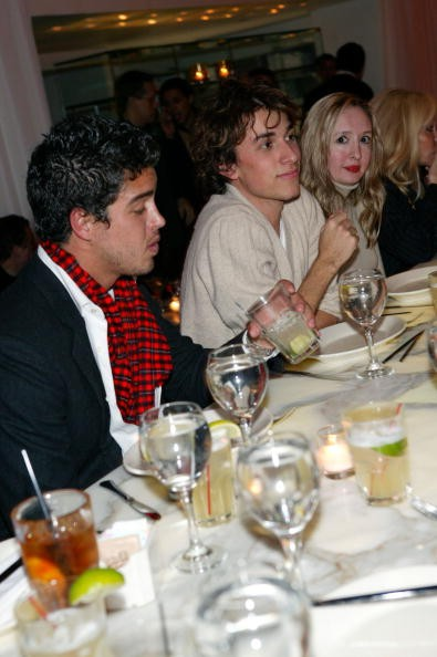 Esteban Cortezar Dinner Party