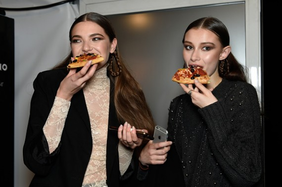Derya Acikgoz Backstage - Mercedes-Benz Fashion Week Istanbul Autumn/Winter 2016