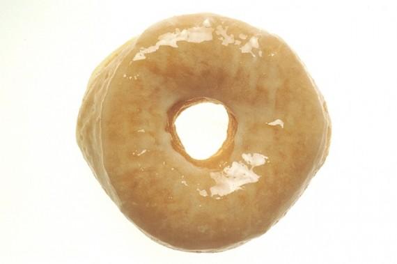 A Glazed Donut