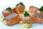 Eating Salmon During Pregnancy Reduces the Chances of Asthma