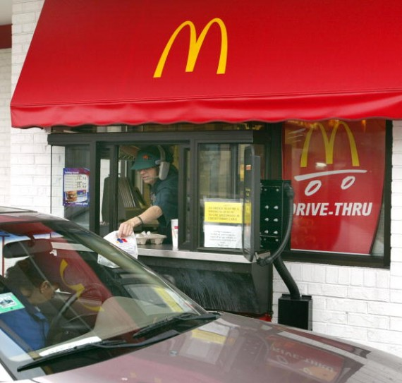 McDonald's Reports Record November Sales Up 14.9 Percent
