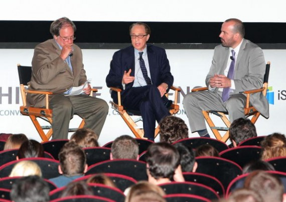 Panel & Screening Of 'Transcendent Man' At The 2009 Tribeca Film Festival