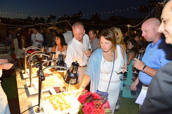 St Regis Food, Wine & Jazz Festival