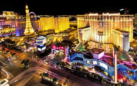 Some Top Places in Last Vegas to Party and Dine