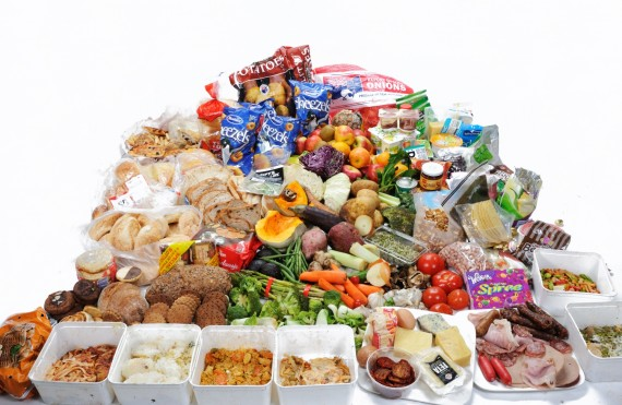British chefs cook up food waste solutions