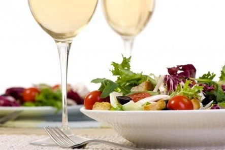 Best Wine for Salad