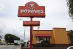 Popeyes' Employee Fired for Spitting in the Food and Writing