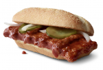 McDonald's Announces The Nationwide Return Of McRib Since 2012