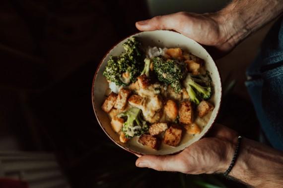 Seitan Is the New Star of Tiktok Food