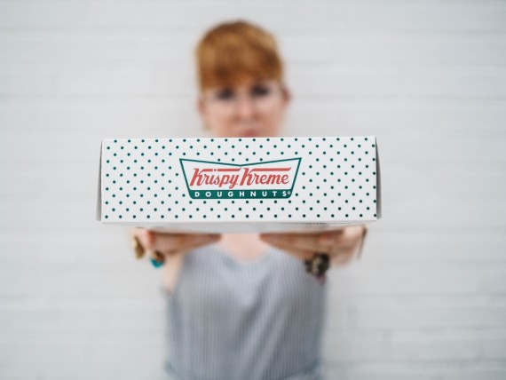 Krispy Kreme Donut Incentive Getting Mixed Reactions