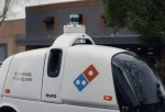 Domino's Launches Self-Driving Robots to Deliver Pizza in Houston