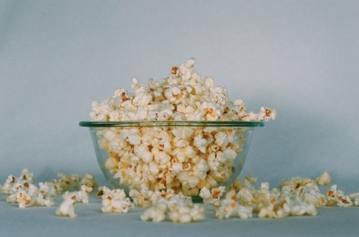 Want To Try That Viral Popcorn Salad? Here's the Recipe.