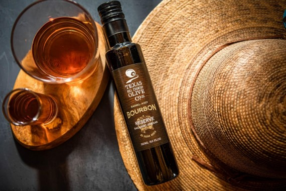 New Texas Olive Oil and Balsamic Vinegars from The Texas Hill Country