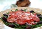 Tomato and Haricots Verts Salad