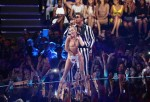 """According to What People Earn, she earned a whopping $76.5 million after her shocking performance with Robin Thicke in the MTV Video Music Awards last August. Her single """"Wrecking Ball"""" downloads geared to the fullest with 124 percent upsurge."""